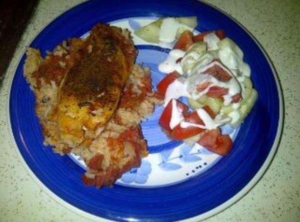 Chicken And Rice Bake-kl Recipe