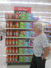 Photo: almost walked by this endcap... then I noticed something new to us - very cool...