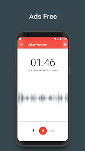 Voice Recorder Pro - náhled