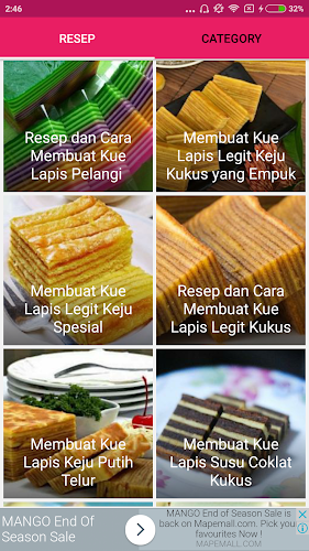 Download Resep Kue Lapis Terbaru Apk Latest Version App By