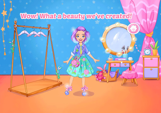 Fashion Dress up games for girls. Sewing clothes screenshots 8
