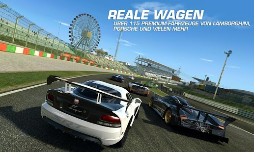 Real Racing 3 – Miniaturansicht des Screenshots