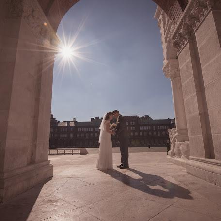 Wedding photographer Aurel Ivanyi (aurelivanyi). Photo of 30.10.2017