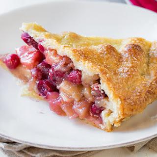 Apple Cranberry Pie Recipe