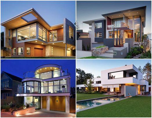 modern house design ideas screenshot