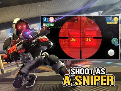Respawnables – Online PvP Shooting & Gun Battle Apk Download For Android and Iphone Mod Apk 7