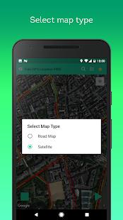 Fake GPS Location FREE - náhled