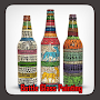 Bottle Glass Painting APK icon