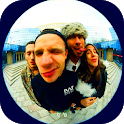 Camera Fisheye  - photo editor fisheye effect icon