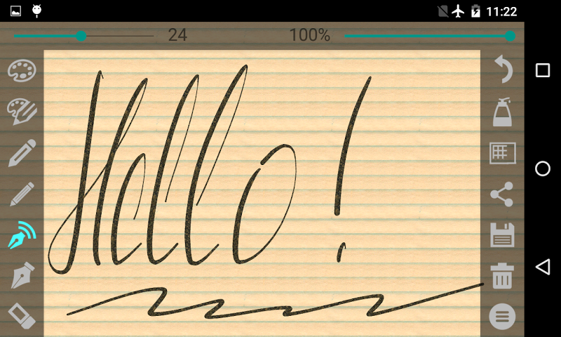 Calligrapher Pro Screenshot 5