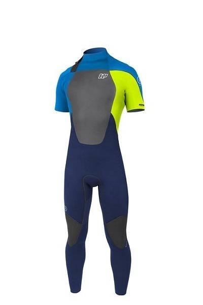 wetsuit man - Neil Pryde Rise steamer short sleeve 3/2