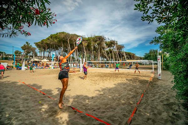 Beach Tennis di marco_gasparro