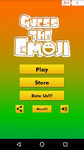 Guess the Emoji Answers Trivia