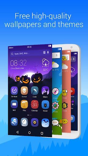 DU Launcher - Boost Your Phone screenshot 4