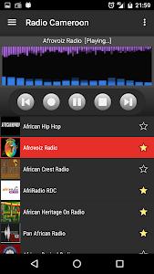 RADIO CAMEROON screenshot 1