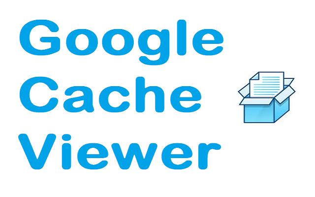 Google Cache Viewer