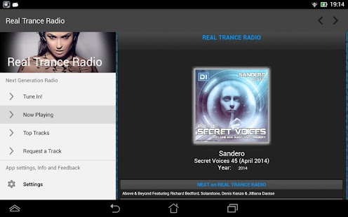 Real Trance Music- screenshot thumbnail