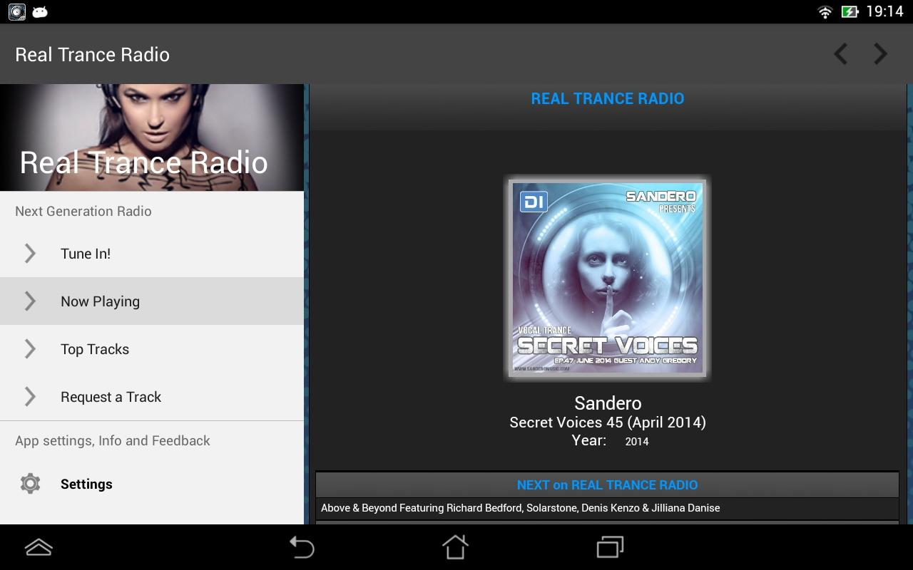 Real Trance Music- screenshot