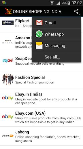Online Shopping India screenshot 7