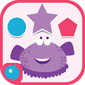 Toddlers Learn Shapes & Colors icon