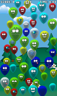 Bad Balloons - Aliens Pop Free- screenshot thumbnail
