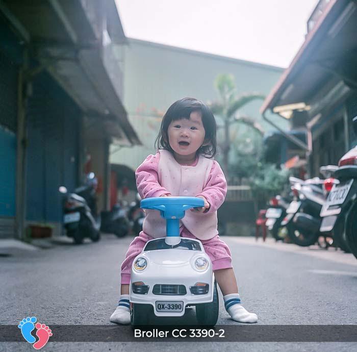 Chòi chân ô tô cho bé Broller CC-3390-2 4