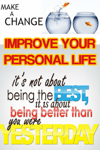 Improve Your Personal Life Now - náhled