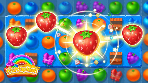 Fruit Link - Line Blast apktram screenshots 8