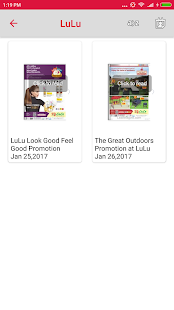 Leaflet Store - náhled