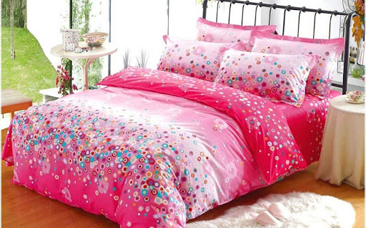Girls Bedding Puzzle