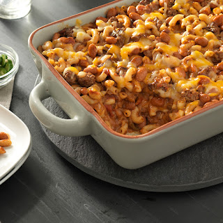 Bush's® Baked Mexican Chili Pasta