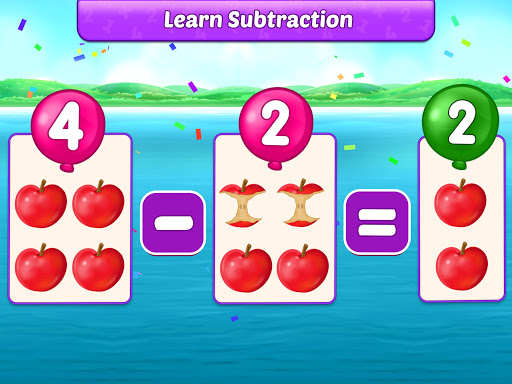 Math Kids - Add, Subtract, Count, and Learn 1.2.3 screenshots 9