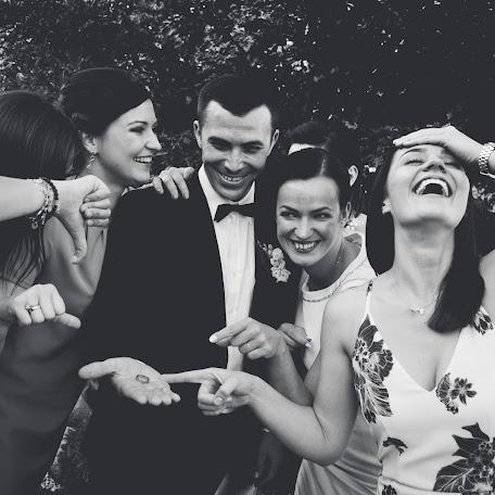 Wedding photographer Andrzej Szmidt (szmidt). Photo of 25.10.2016