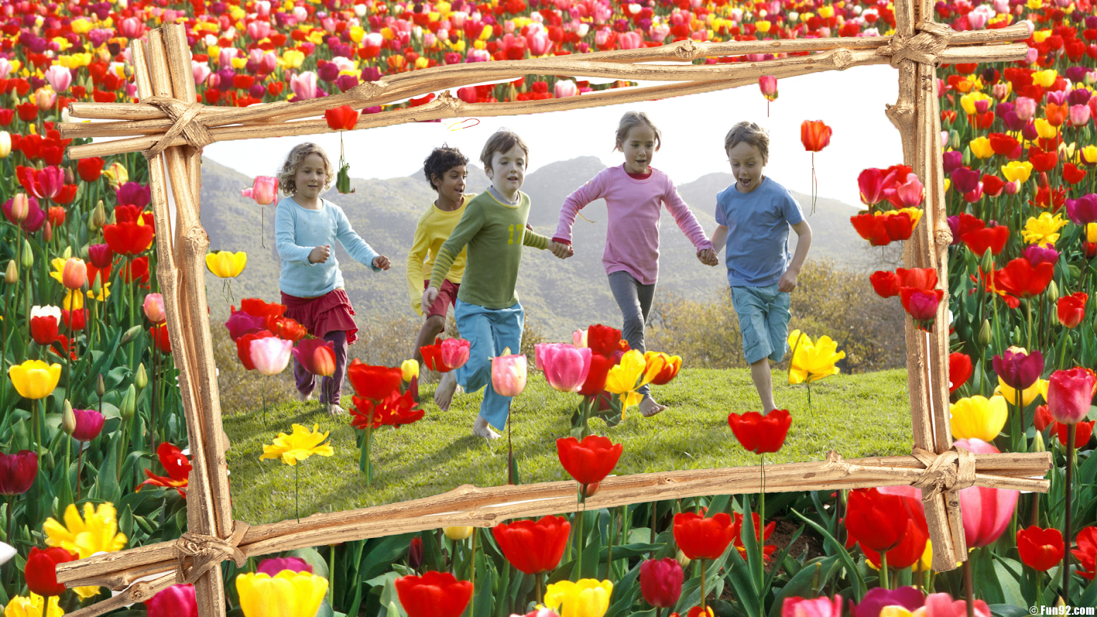 flower frames photo maker android apps on google play