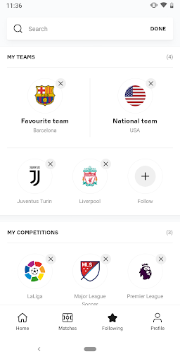 OneFootball - Soccer Scores screenshot 3