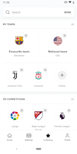 OneFootball – Soccer Scores Mod 13.0.10.12905 Apk [Unlocked] 3