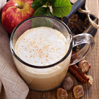 Apple-Cinnamon Cream Liqueur.