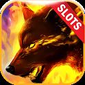 Fire Wolf: Free Slots Casino icon