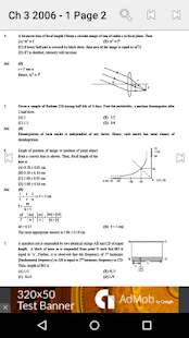 Physics Solved Papers IIT JEE- screenshot thumbnail