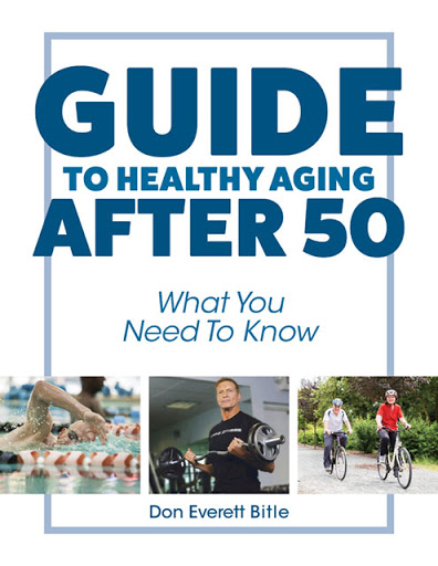 Guide To Healthy Aging After 50 cover