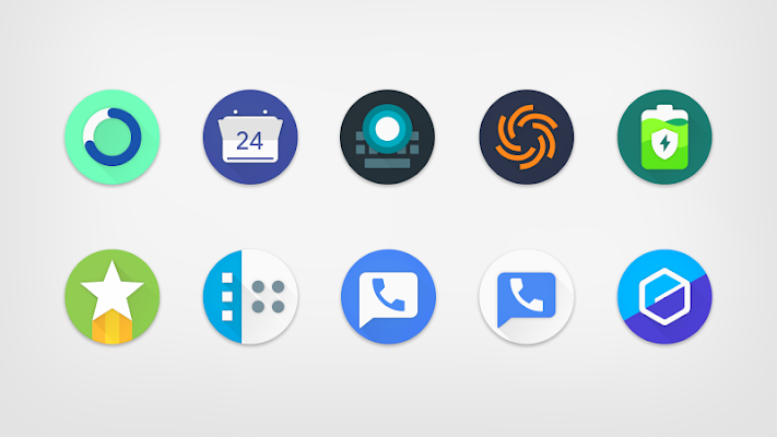 PIXELICIOUS ICON PACK Screenshot Image