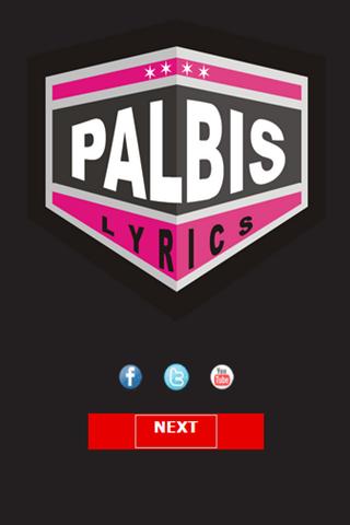 Rihanna at Palbis Lyrics