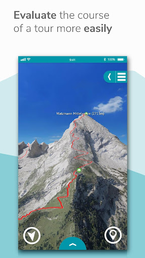 RealityMaps: 3D map with tours, GPS navigation 0.1.9.200812 screenshots 2
