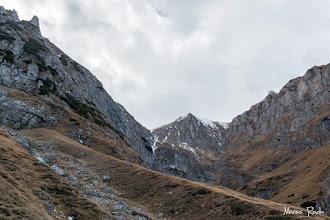 Photo: Valea Morarului în amonte