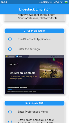 Bluestacks 4 Settings
