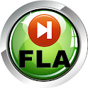 FLA Player -Flash File Manager icon