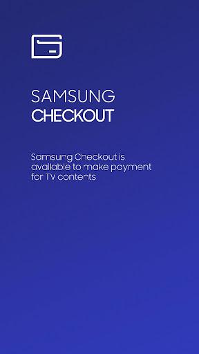Samsung Checkout 1.0.8 screenshots 1