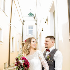 Wedding photographer Liliya Shkurina (Liliptichka). Photo of 12.01.2019