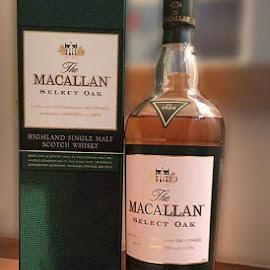 Macallan  by Deep Ocean - Food & Drink Alcohol & Drinks ( oak, whisky, soctch, bottle, single malt,  )