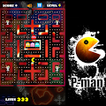 Pacman 2D World Classic pop Returns